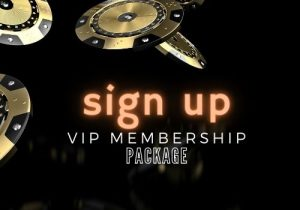 sign up to vip membership package